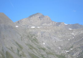 Festa al Monte Mongioia a Bellino