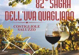82^ Sagra dell'uva Quagliano a Costigliole Saluzzo