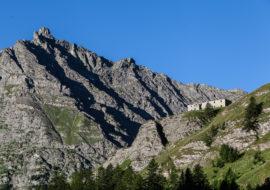 Escursione al Ricovero Carlo Emanuele III (2165m) a Pontechianale