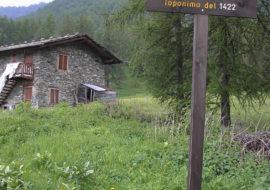 Proposta di escursione a BORGATA TENOU (1627m)