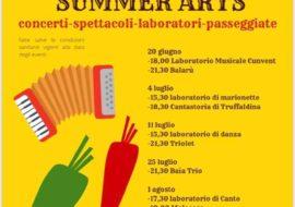 Oste summer arts a Rore di Sampeyre